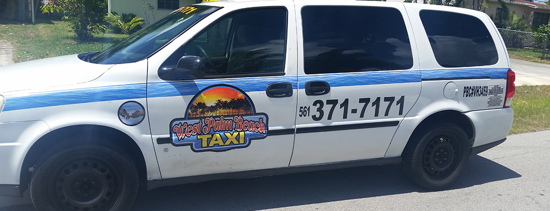 West Palm Beach Taxi Service- Taxi In West Palm Beach